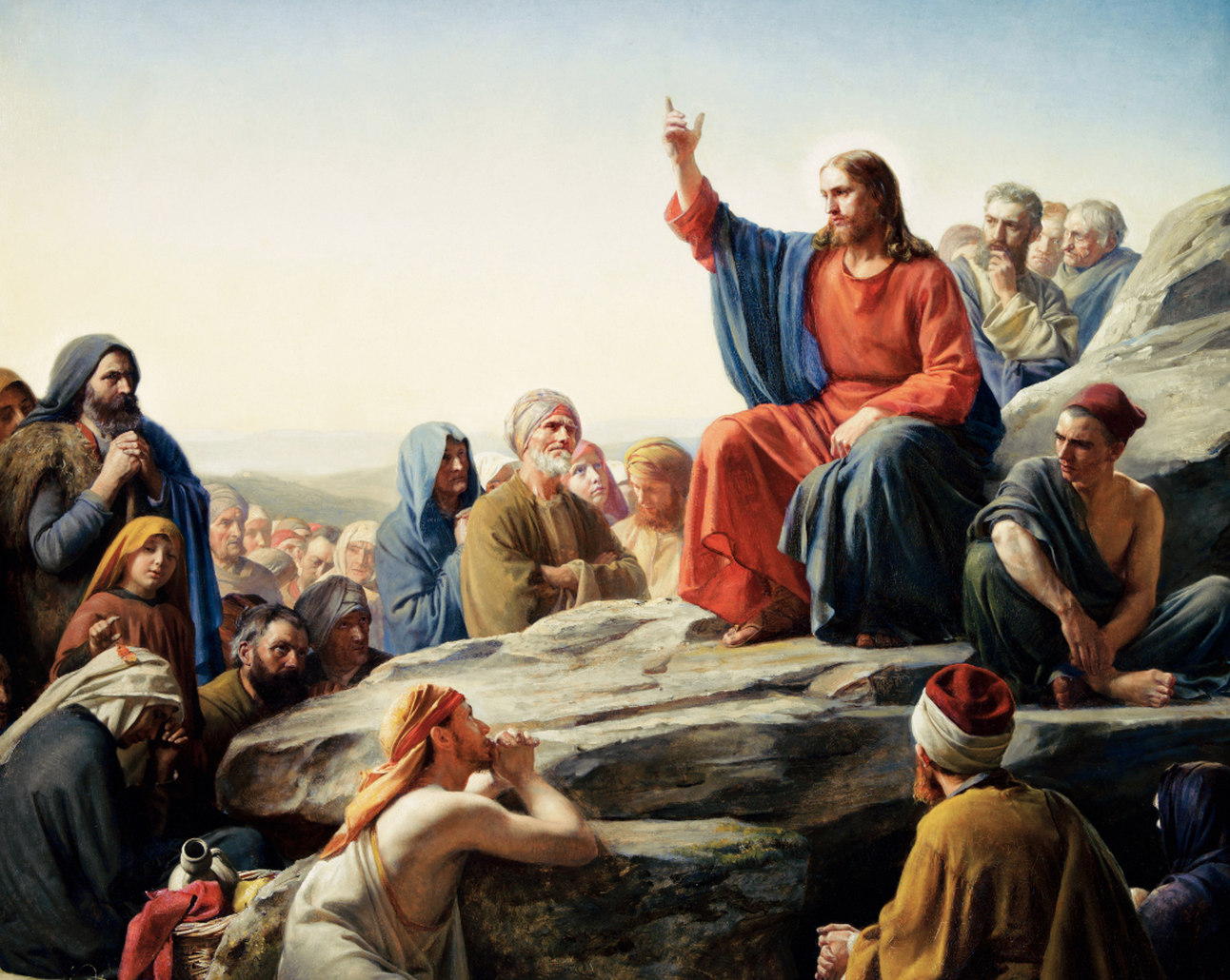 Bloch Sermon on the Mount