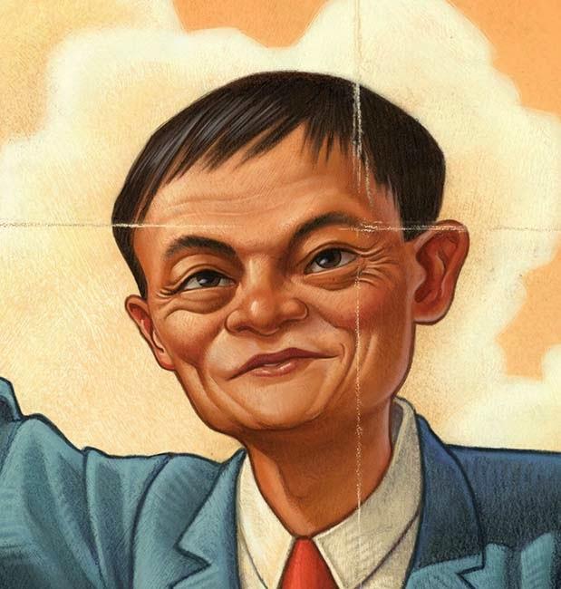 Jack Ma Detail