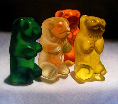 Margaret Morrison bears