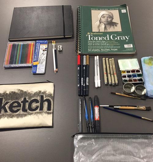 sketch-kit Roberts