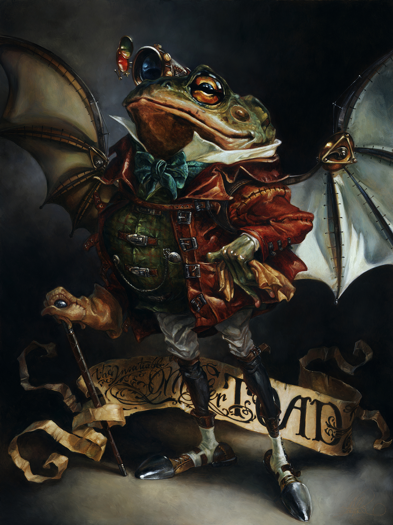 the-insatiable-mr-toad - Heather Theurer