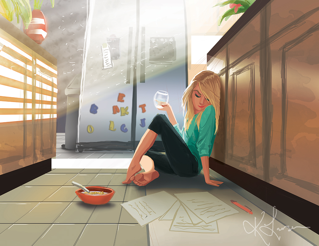 eating on the floor3