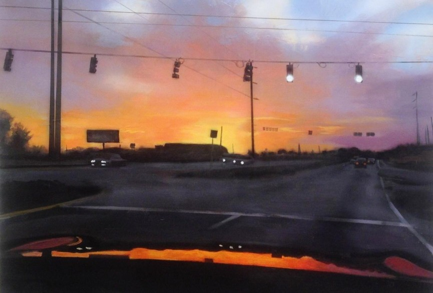 margaret-morrison-drive-home-2014-oil-on-wood-60-96-x-60-96-cm-865x587